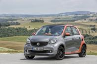 smart forfour 90ch business +