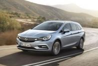 Opel Astra Sports Tourer 1.4 Turbo 150ch Innovation Start&Stop
