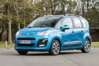 Citroen C3 Picasso BlueHDi 100 Feel Edition Business