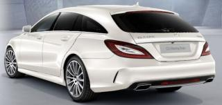 prix Mercedes CLS Shooting Brake