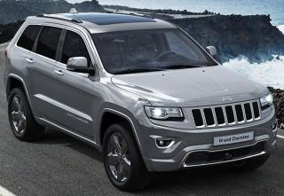 prix Jeep Grand Cherokee