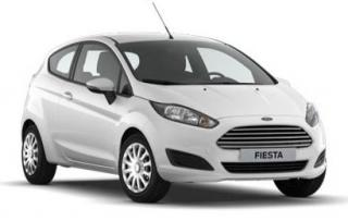 prix Ford Fiesta Affaires