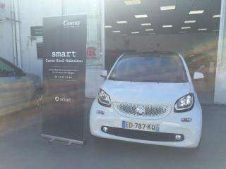 prix smart Fortwo Coupe