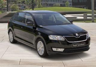 prix Skoda Rapid Spaceback