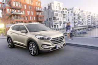 Hyundai tucson business finitions disponibles