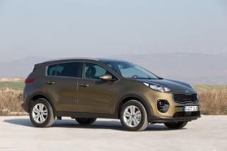 Kia sportage active business finitions disponibles