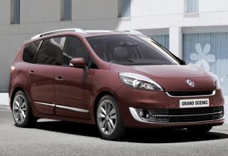 Renault Grand Scenic Carminat 1.5dCi 105 7 places