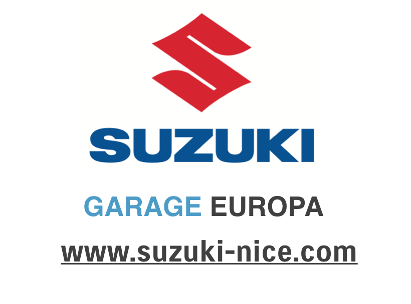 Vitrine SUZUKI ST LAURENT DU VAR - CAR 3001 - FACE CAP 3000 - GARAGE EUROPA
