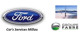 Vitrine CAR'S SERVICES - Millau