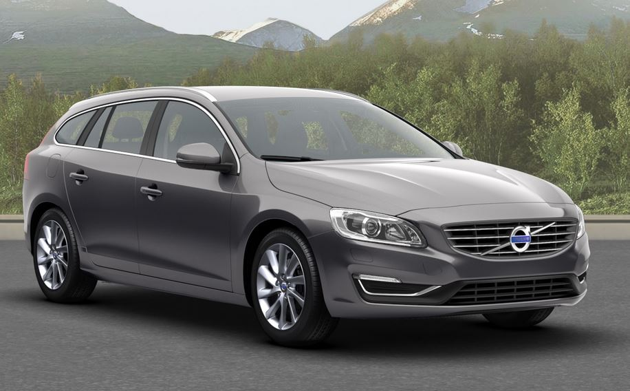 VOLVO V60 D3 150ch Momentum Business Geartronic ABVV AUTOMOBILES - GONESSE GONESSE