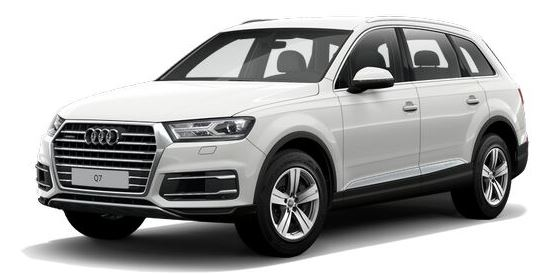 Audi Q7 3.0 V6 TDI 272ch clean diesel Ambition Luxe quattro Tiptronic 7 places JEAN LAIN AUTOMOBILES AUDI CHAMBERY CHAMBERY
