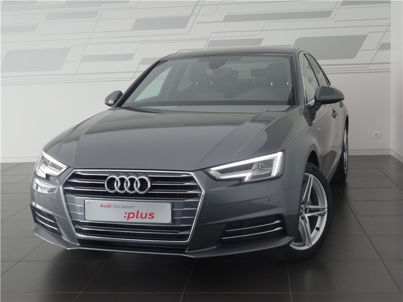 AUDI A4 1.4 TFSI 150ch S line S tronic 7 Olympic Auto Nogent Le Phaye