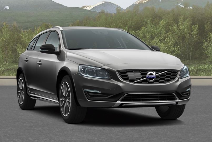 Volvo V60 cross country D4 AWD 190ch Summum Geartronic BIDAUD PERE ET FILS ATHIS-MONS