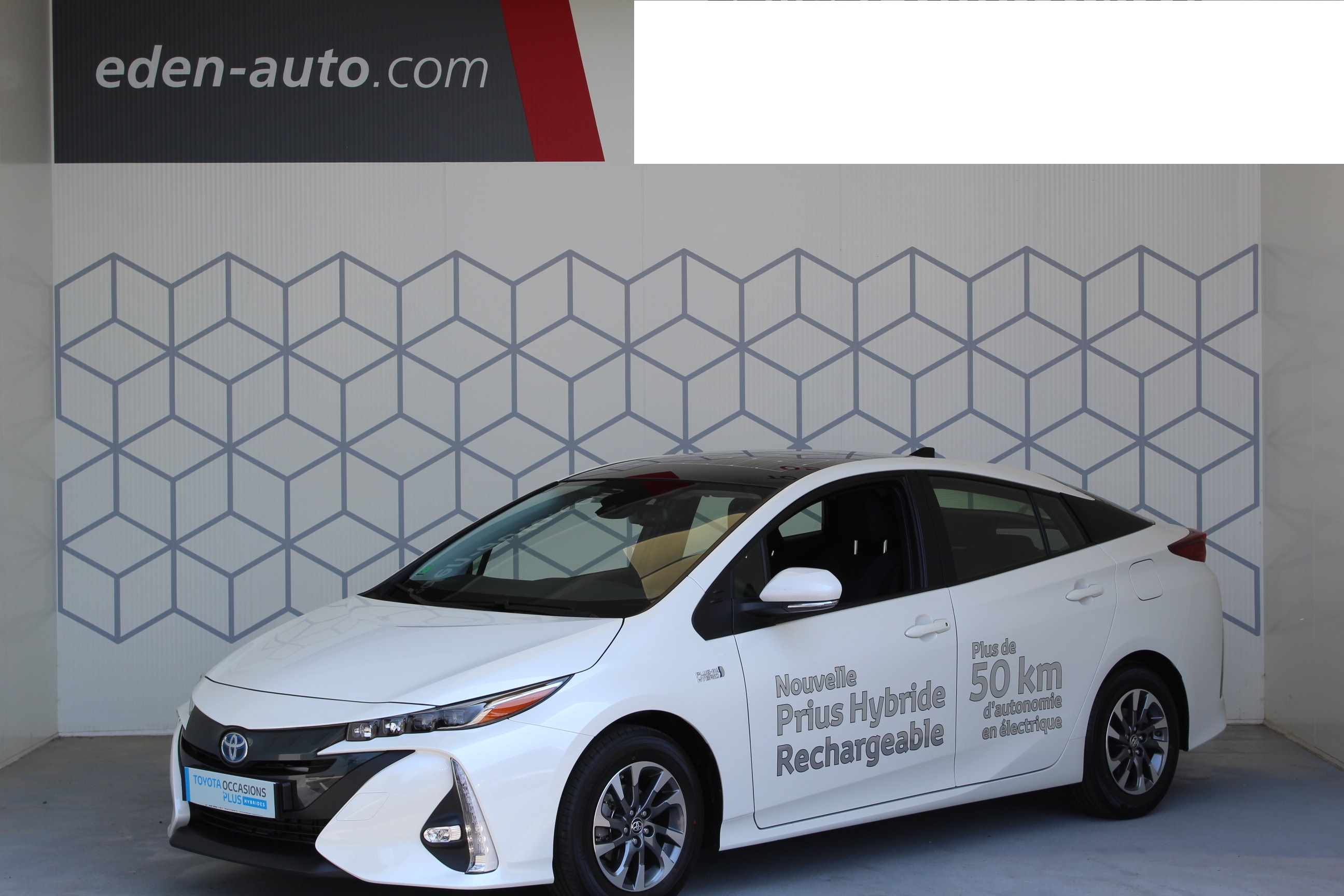 TOYOTA Prius Rechargeable