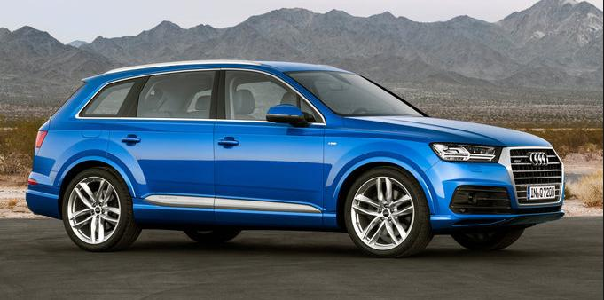 AUDI SQ7 4.0 V8 TDI 435ch clean diesel quattro Tiptronic 7 places JEAN LAIN AUTOMOBILES AUDI CHAMBERY CHAMBERY