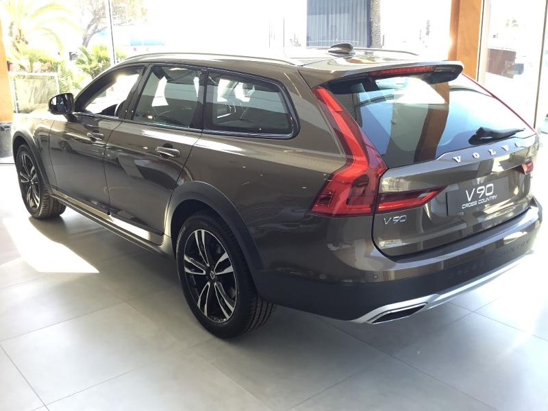 VOLVO V90 Cross Country D5 AWD 235ch Luxe Geartronic CAVALLARI Automobiles Mougins