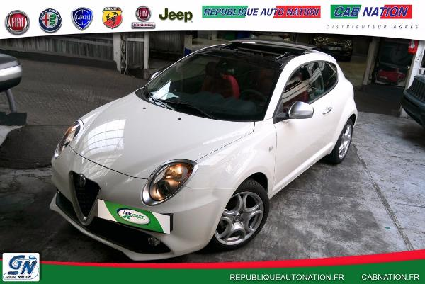 ALFA ROMEO MiTo 0.9 Twin Air 105ch Lusso Stop&Start C.A.B. Nation Chelles Chelles