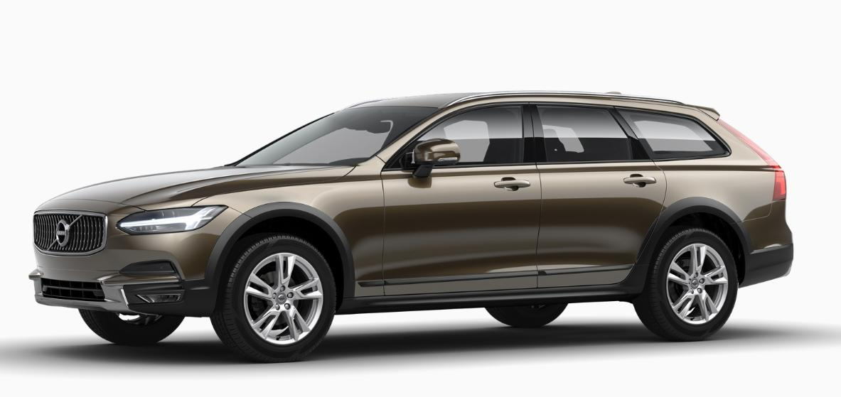 VOLVO V90 Cross Country D4 AWD 190ch Volvo Marseille - ACTION AUTOMOBILE MARSEILLE