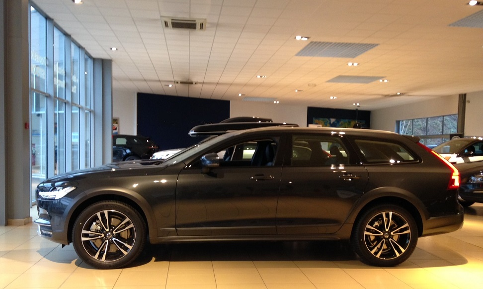 VOLVO V90 Cross Country D4 AWD 190ch Luxe Geartronic Felix Faure Automobiles - St Etienne SAINT ETIENNE