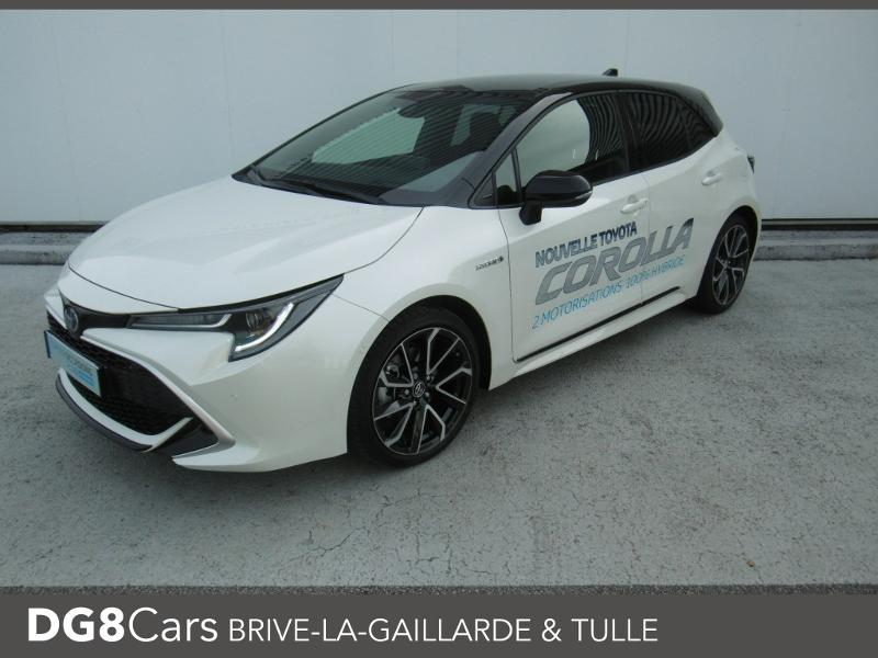 TOYOTA Corolla 180h Collection 572km