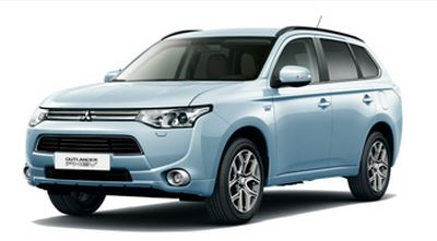 mitsubishi outlander-phev hybride-rechargeable-instyle
