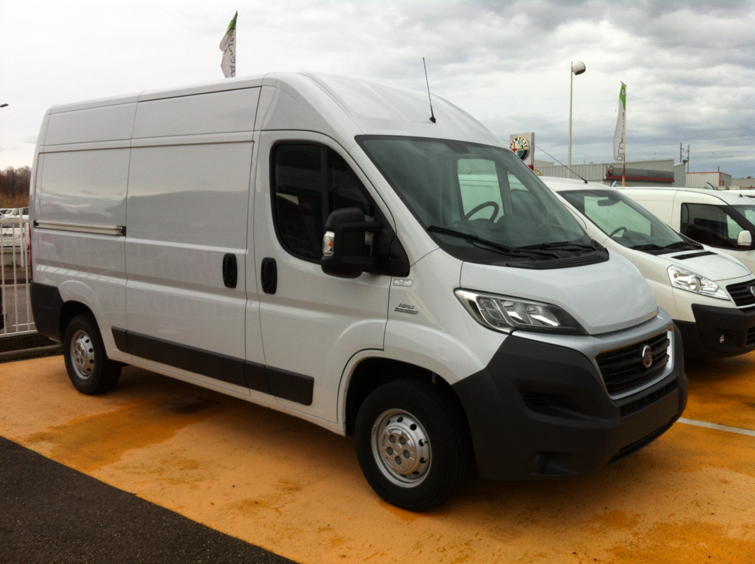 FIAT Ducato Fg 3.0 CH1 2.0 Multijet 115ch Pack Professional