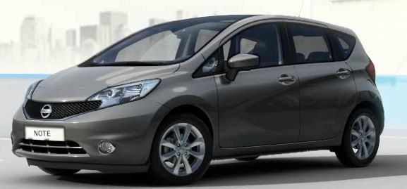 nissan note 12-80ch-connect-edition