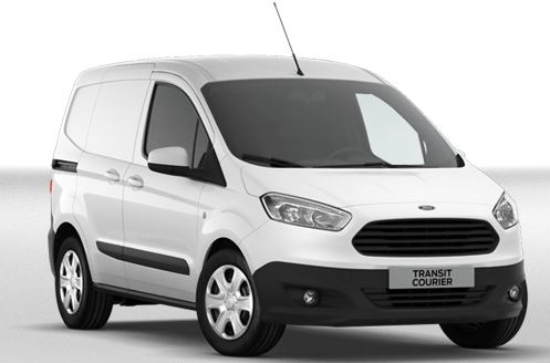 ford transit-courier 16-td-95ch-trend