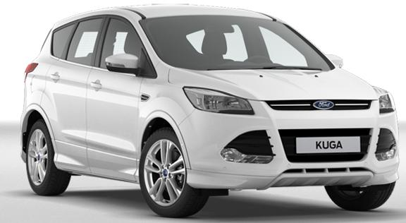 FORD Kuga 2.0 TDCi 150ch Sport Platinium POLYGONE AUTO NARBONNE NARBONNE
