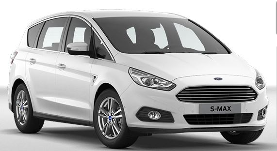 FORD S-MAX 2.0 TDCi 180ch Stop&Start Titanium PowerShift PROVENCE VEHICULES UTILITAIRES VITROLLES