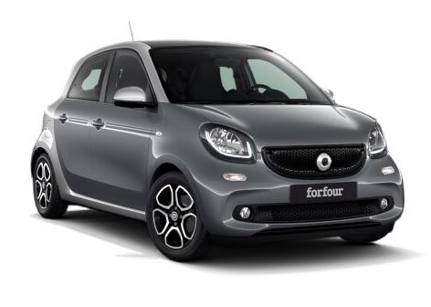 smart forfour 90ch-prime-twinamic