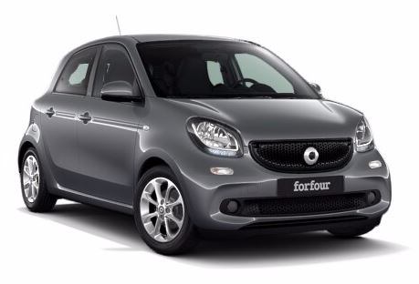 smart forfour 71ch-passion-twinamic