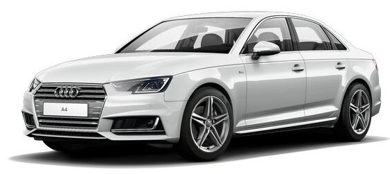 AUDI A4 2.0 TFSI 252ch S line quattro S tronic 7 Olympic Auto Nogent Le Phaye