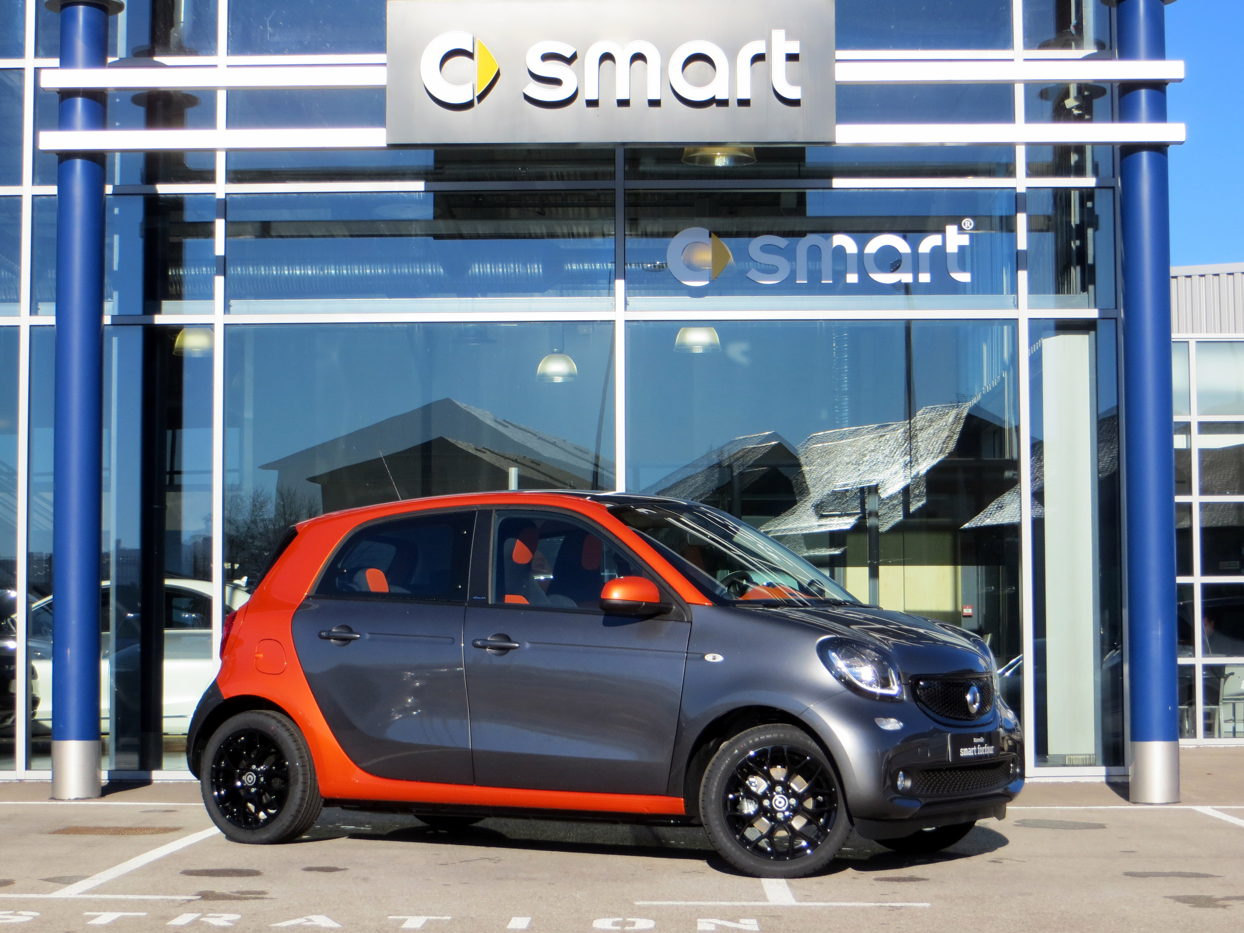 smart forfour 71ch-edition-1